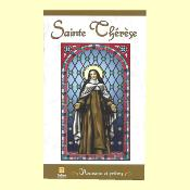 STE THERESE NEUVAINE ET PRIERES