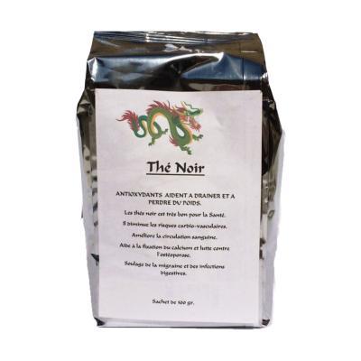 THE NOIR 500 GRS- santé, maigrir, thé, tisane, graisse ...