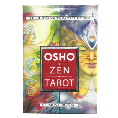 COFFRET TAROT DE LA TRANSFORMATION OSHO